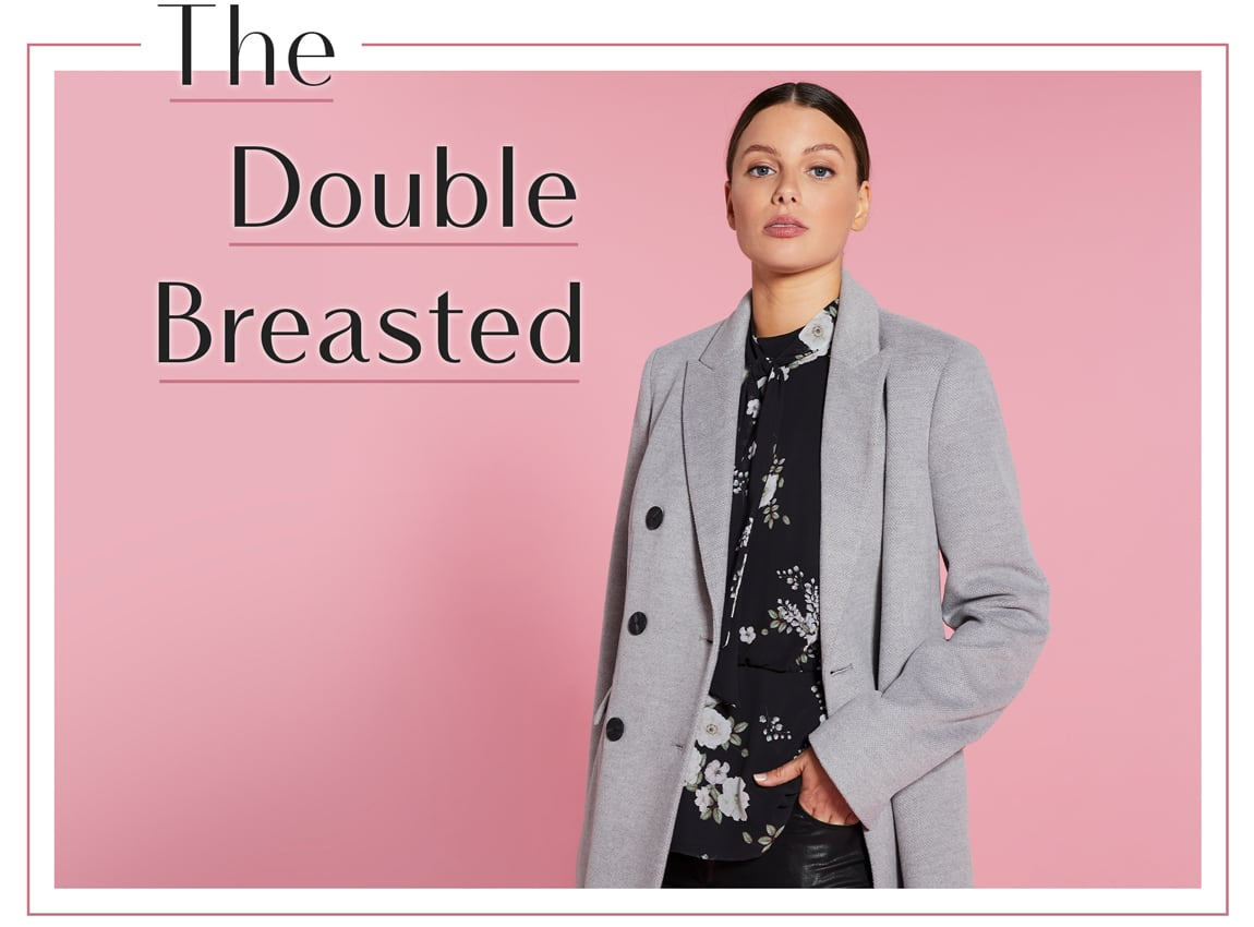 The Double Breasted