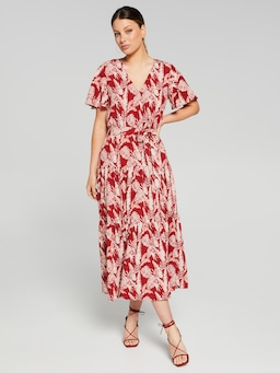 Nina Luxe Day Dress