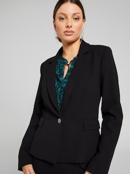 Brisbane Black Suit Jacket