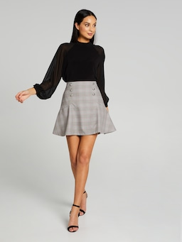 Take The High Road Skirt