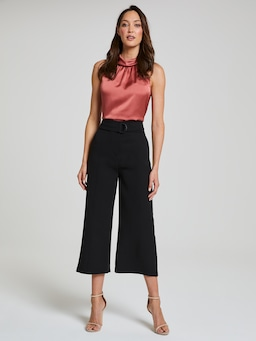 Take Me To Work Culotte