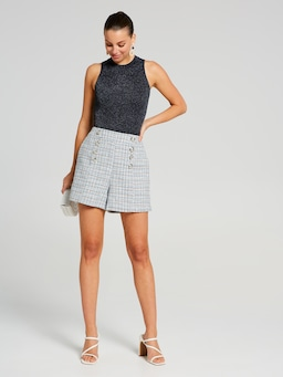 Essentially Yours Boucle Short