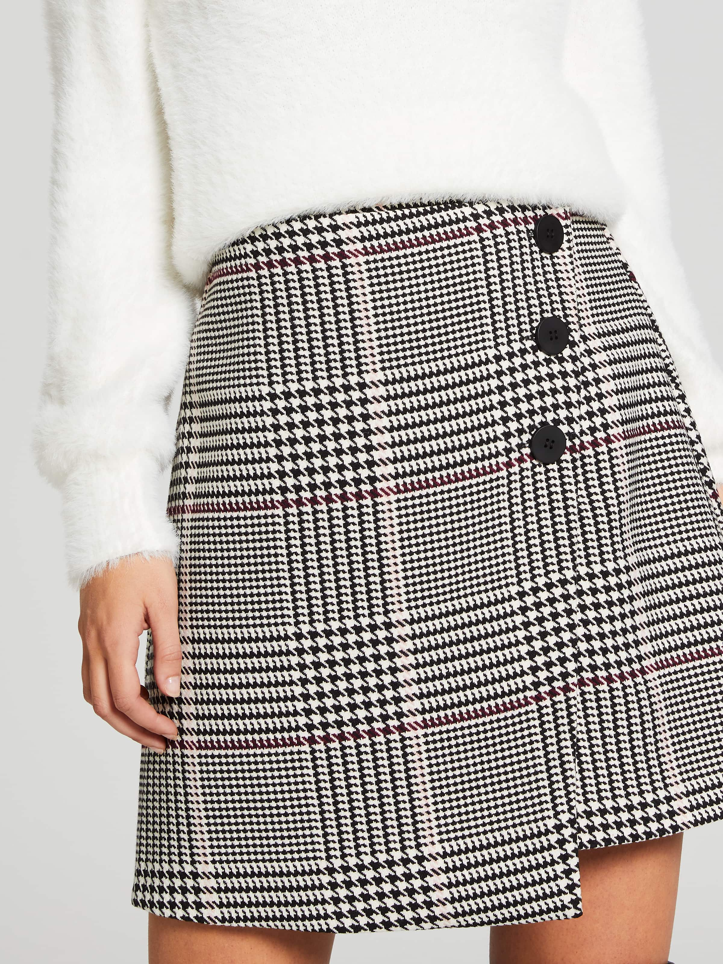 71da69481 ... Image for The Twiggy Tweed Skirt from Portmans