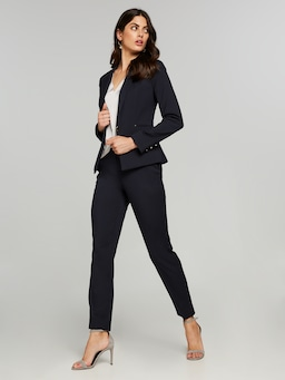 The 9 To 5 Navy Suit Pant