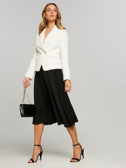 Meghan Double Button Blazer