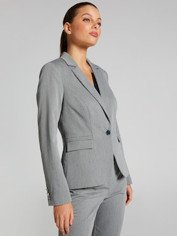 The Skyscraper Grey Suit Jacket