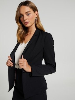 Above Board Navy Suit Blazer