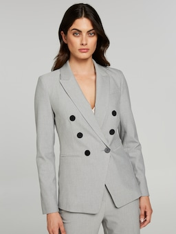 The Leader Grey Suit Jacket
