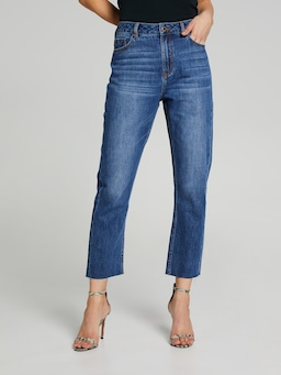 Baltimore Straight Leg Jean