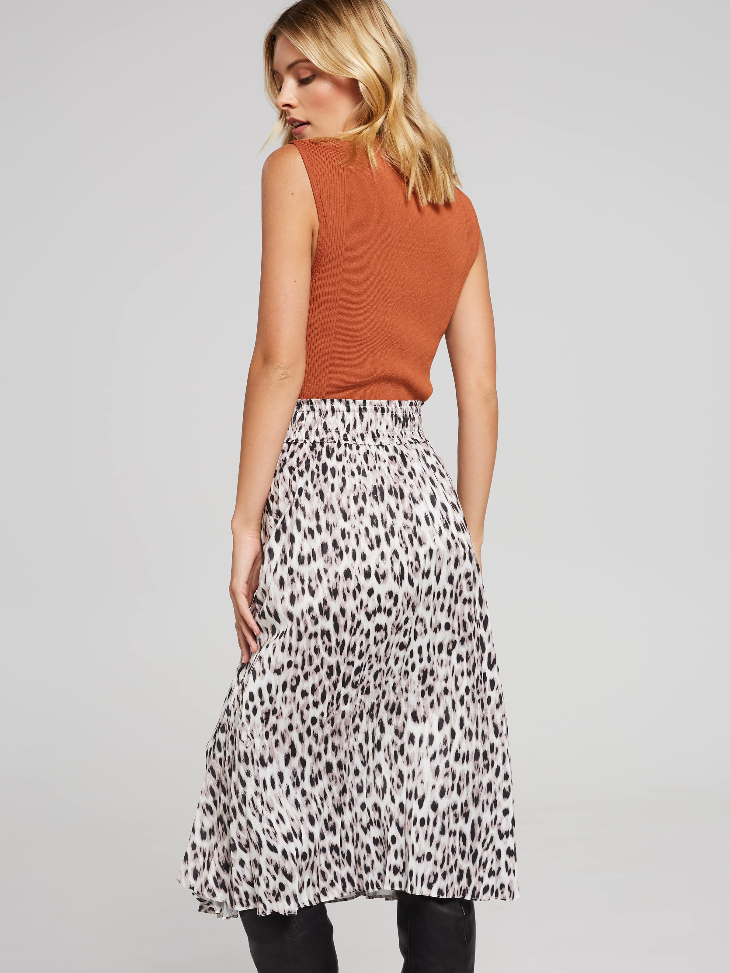 ... Image for Perfectly Pleated Skirt from Portmans ... f7acc1f61