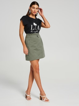 Just Yours Utility Skirt