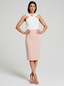Hard Working Pencil Skirt