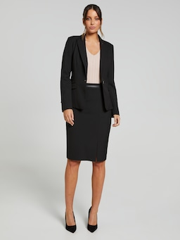 Well Suited Suit Skirt