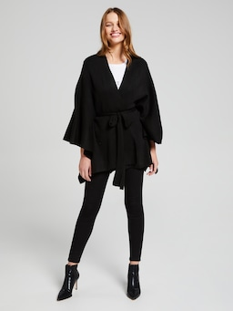 Belted Wrap