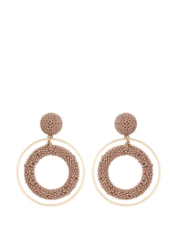 Lexi Beaded Rings Earring
