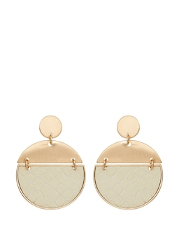 Ingrid Inlay Earrings