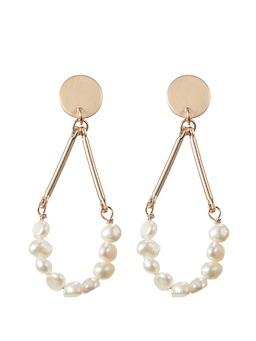 Tully Pearl Earring