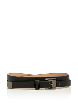 C Union Square Skinny Belt