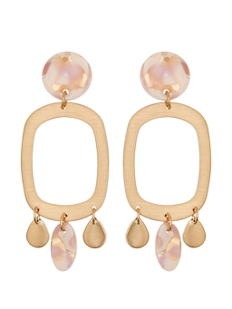 Ada Statement Drop Earring