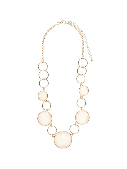 Tessa Tort Statement Necklace