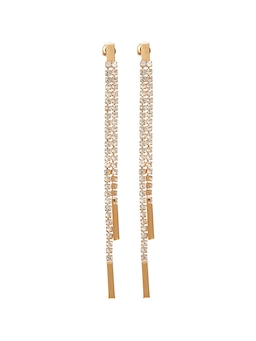 Morgan Crystal Drop Earring