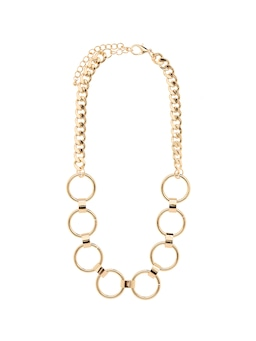 Natalie Statement Chain Necklace