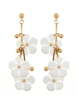 Daisy Statement Earring