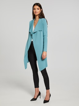 The Winter Waterfall Milano Cardigan