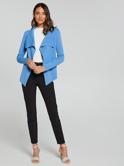 Winn Waterfall Cropped Cardi