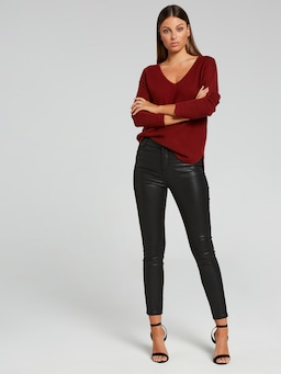 Ruby V Neck Knit