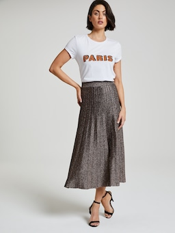 Paris Animal Tee