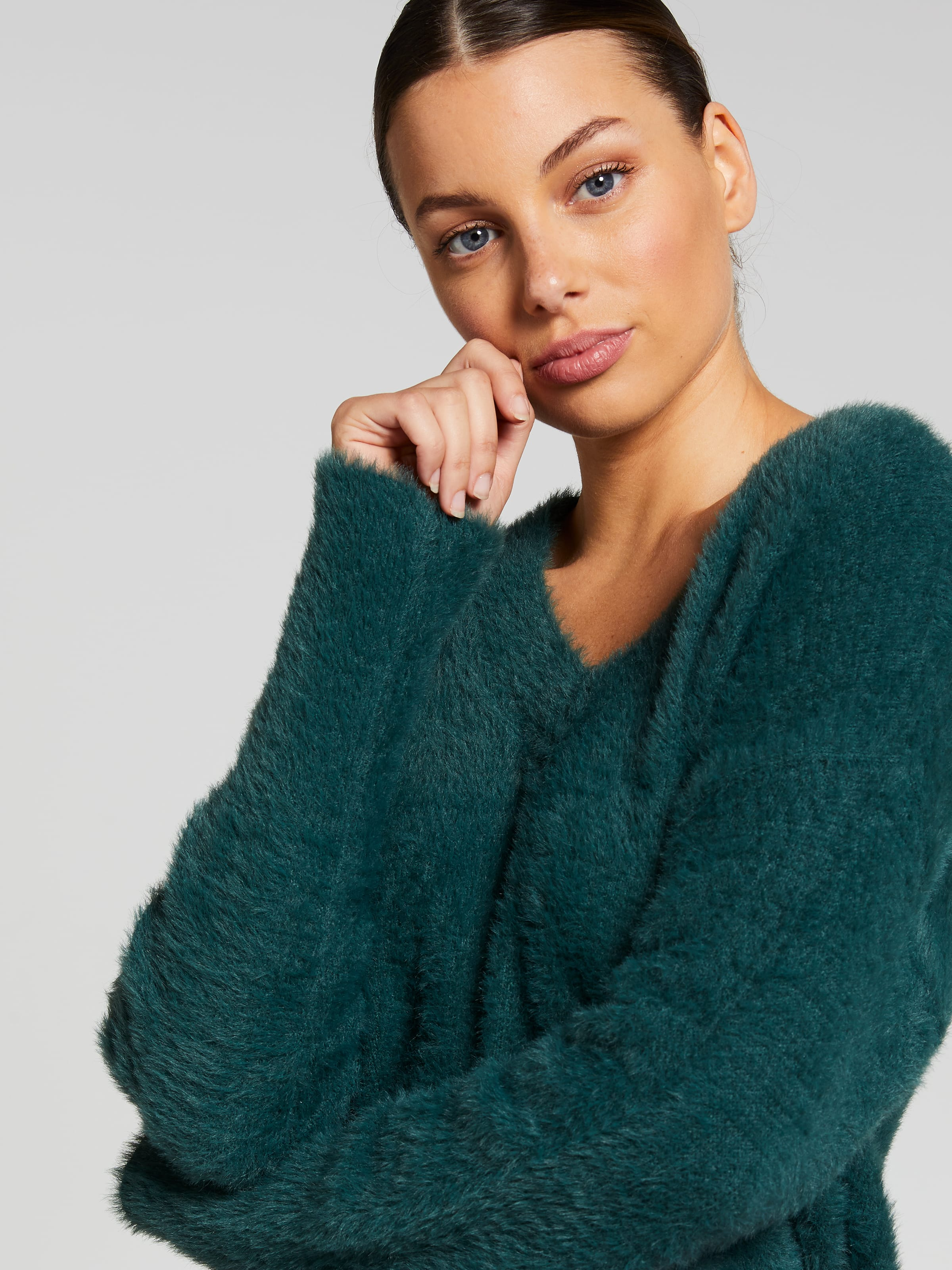 Image of Portmans Australia Portmans Arabella V Neck Knit