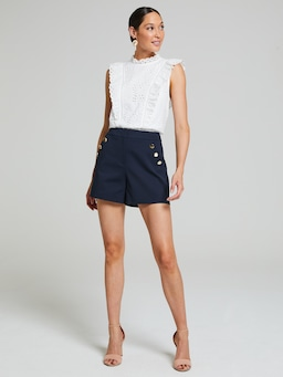Summer Perfection Broderie Top