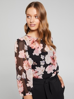 Madeline Gathered Neck Top