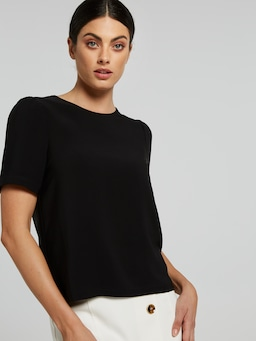 Darcy Puff Sleeve Top