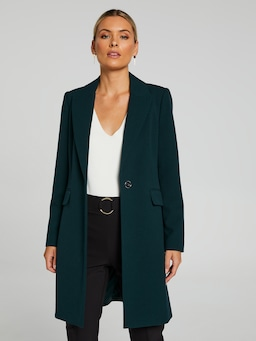 Sadie Single Breasted Coat