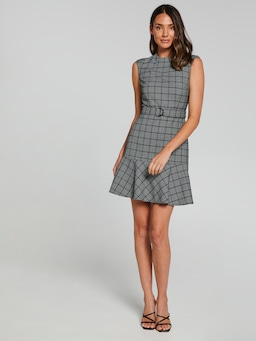 Harley Work High Neck Dress