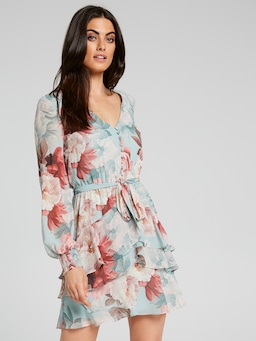 DARE TO DREAM LONG SLEEVE DRESS
