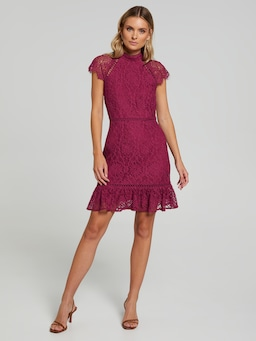 Lexi Lace Mini Dress