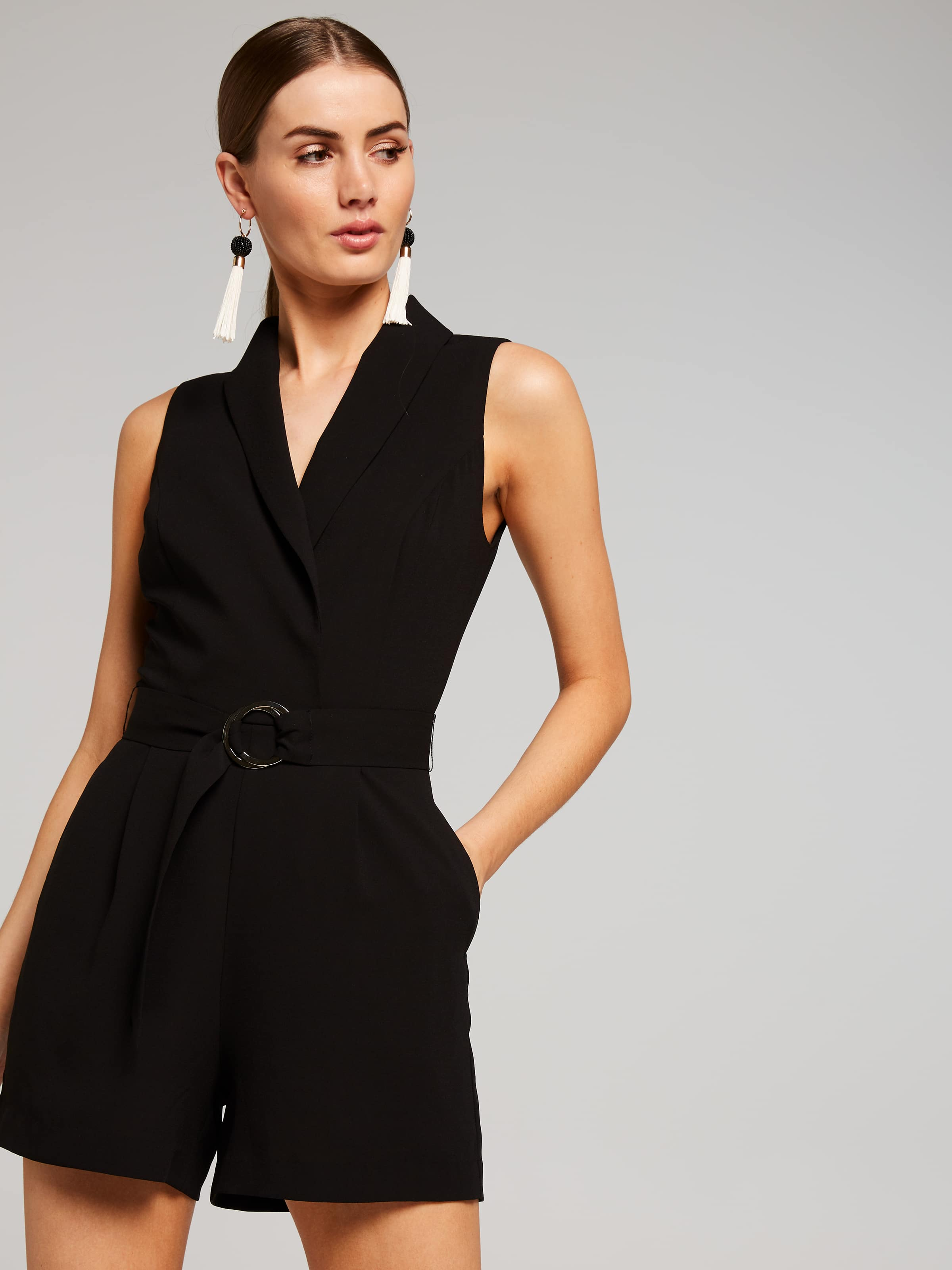 Image for Take A Chance Playsuit from Portmans Online ...