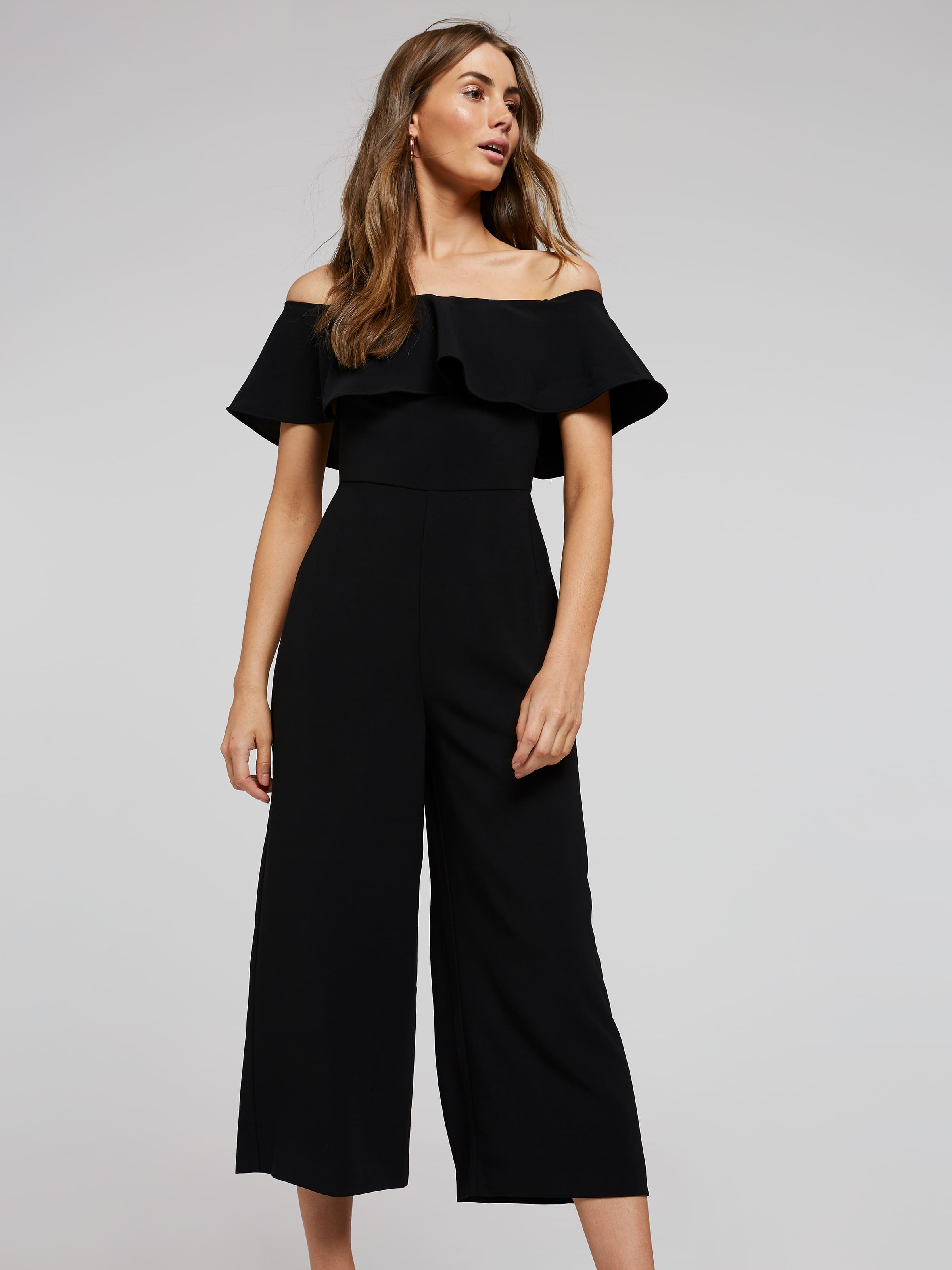 f77a1e4aeb3c Image for Elise Spliced Strapless Jumpsuit from Portmans Online ...