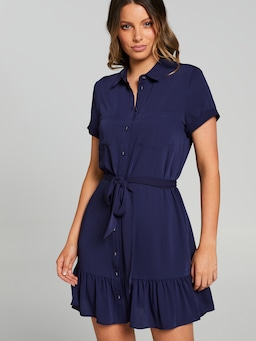 Lana Shirt Dress
