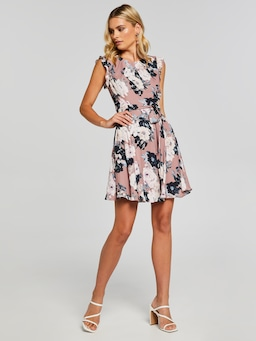 Sutton Frill Sleeve Dress