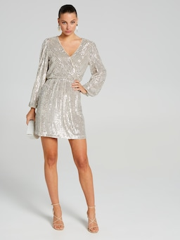 Last Dance Sequin Dress