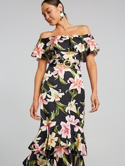 Lilly Off Shoulder Dress