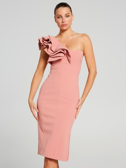 Selena One Shoulder Dress