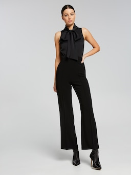 Moment In Time Tie Jumpsuit
