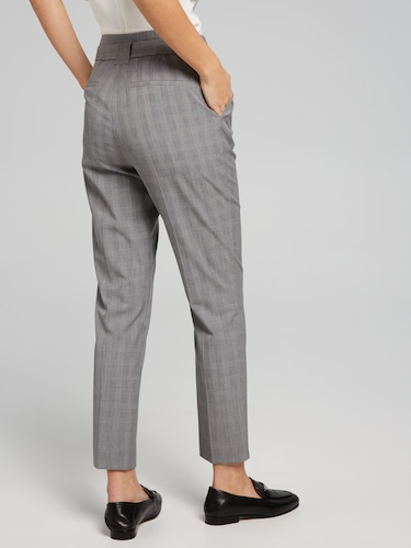 Prince Of Wales Suit Pant