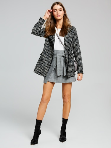 Autumn A-Line Skirt