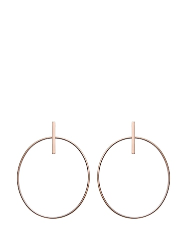 Maxi Fine Ring Earring